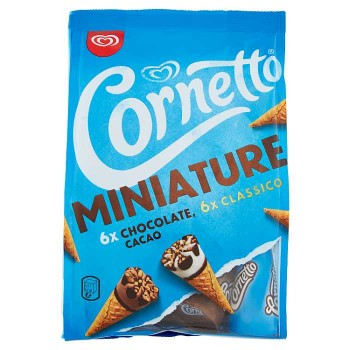 Cornetto Algida Miniature...