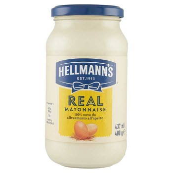 Hellmann's Real Maionese 400 G