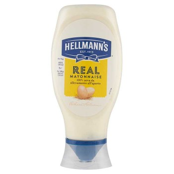 Hellmann's Real Maionese 404 G