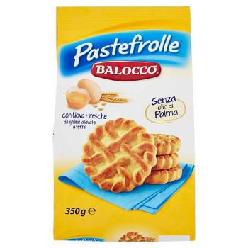 Balocco Pastefrolle 350 G