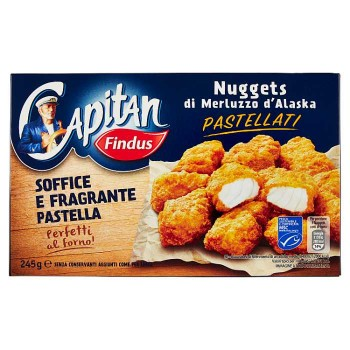 Capitan Findus Nuggets Di...