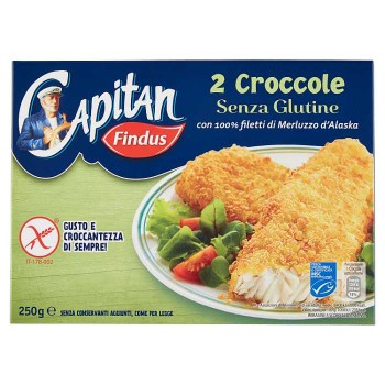 Capitan Findus 2 Croccole...