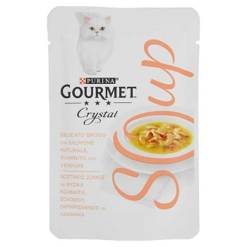 Purina Gourmet Crystal Soup...