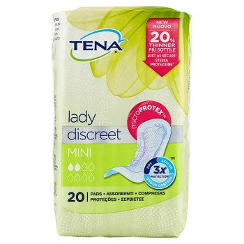 Tena Lady Discreet Mini 20 Pz