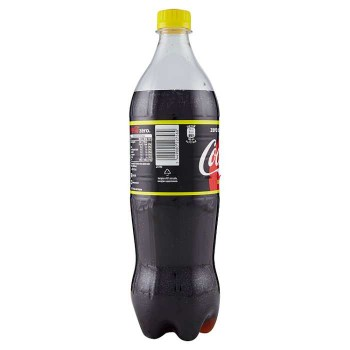 Coca-cola Zero Lemon...