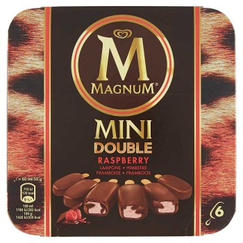 Magnum Mini Double Lampone...