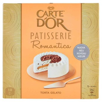 Carte D'or Patisserie...