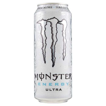 Monster Ultra White Lattina...