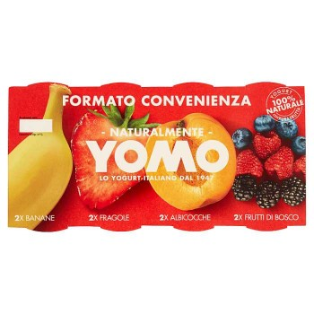 Yomo Yogurt Banane,...