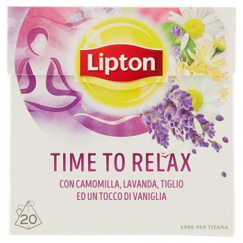 Lipton Time To Relax Con...