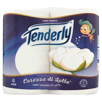 Tenderly Carezza Di Latte 4 Pz