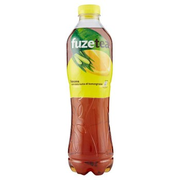 Fuze Lemon Lemongrass Da...