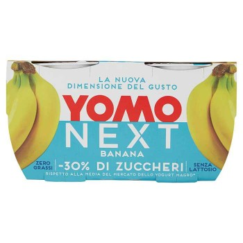 Yomo Next Banana 2 X 125 G