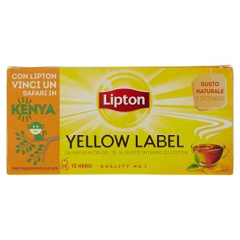 Lipton Yellow Label 25...
