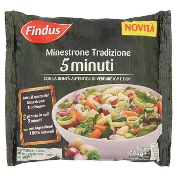 Findus Minestrone...