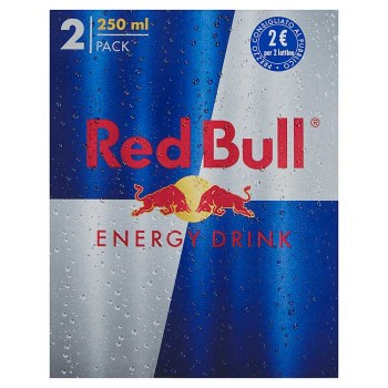 Red Bull Energy Drink 2 X...