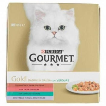 Purina Gourmet Gold Gatto...
