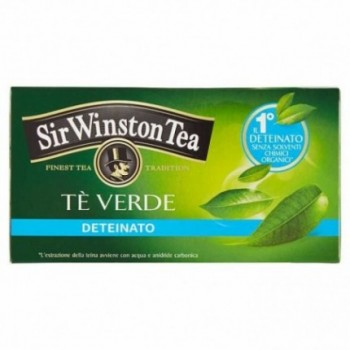 Sir Winston Tea Tè Verde...