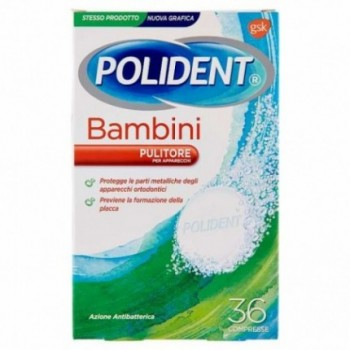 Polident Bambini Pulitore X...