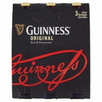 Guinness Original 3 X 33 Cl