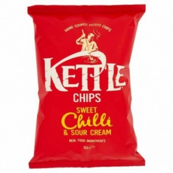 Kettle Chips Sweet Chilli &...