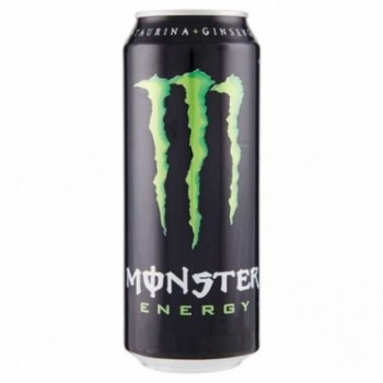 Monster Green Da 0,5 L