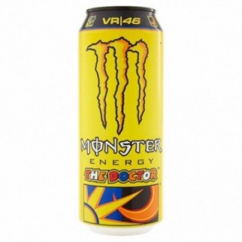 Monster Energy The Doctor...