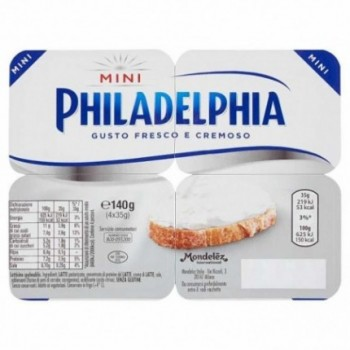 Philadelphia Mini 4 X 35 G